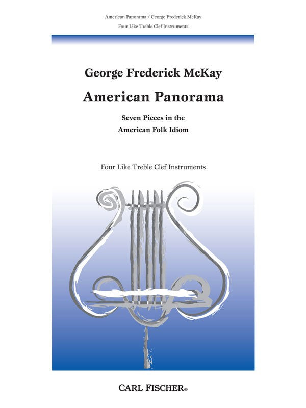 American Panorama (Four Flutes)