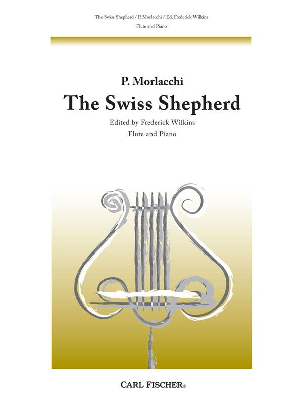 The Swiss Shepherd (Flute and Piano)