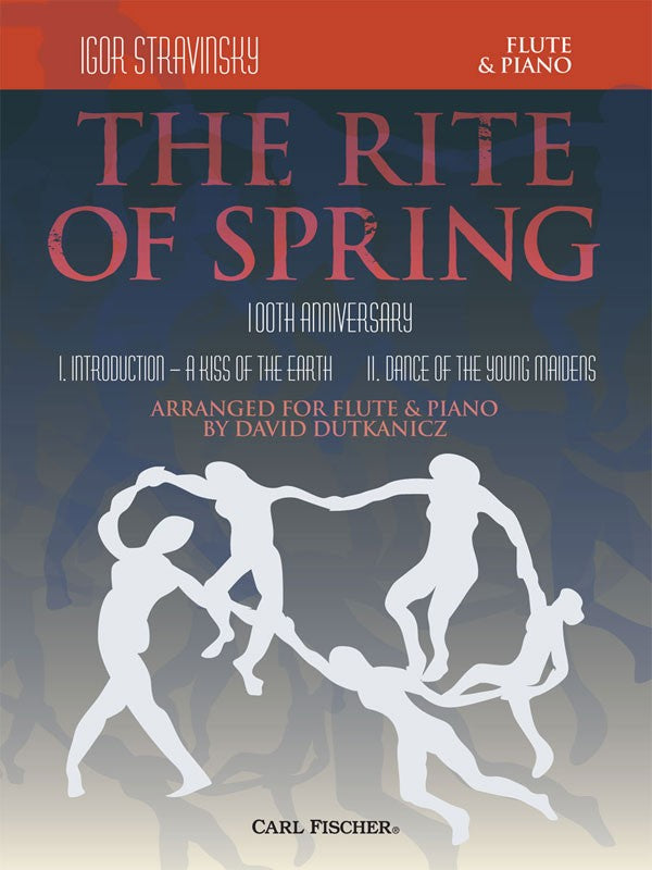 The Rite of Spring (Flute and Piano)