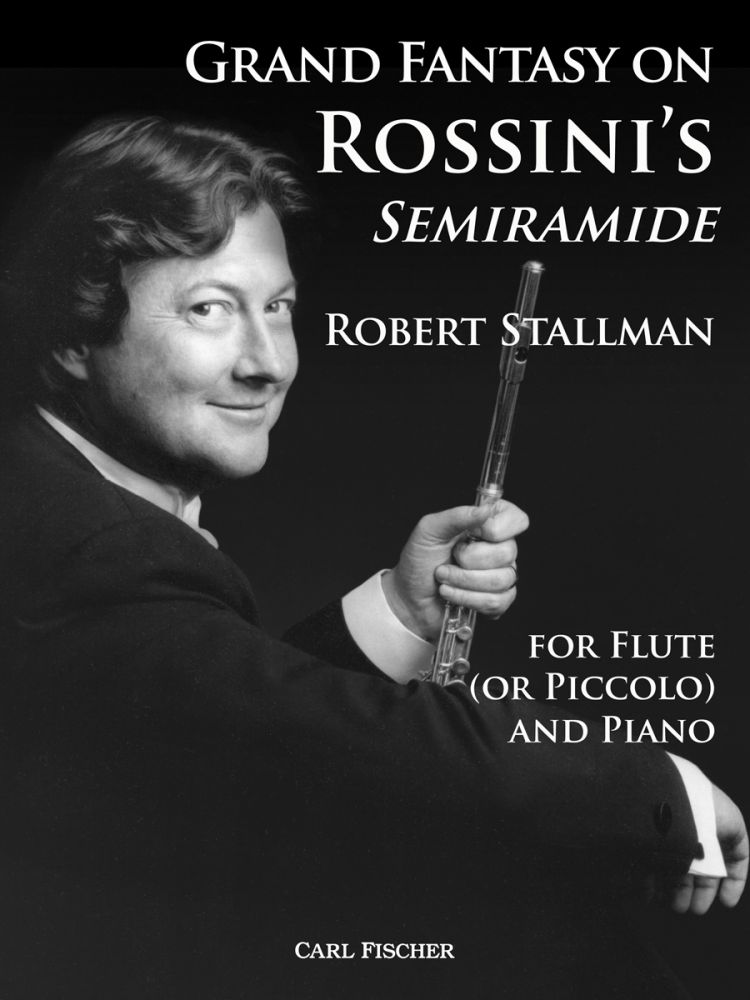 Grand Fantasy on Rossini's Semiramide (Flute and Piano)