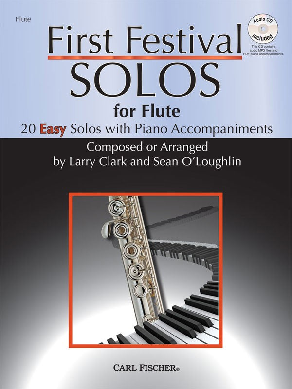 First Festival Solos for Flute (Flute and Piano)