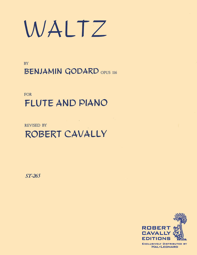 Waltz (Flute and Piano)