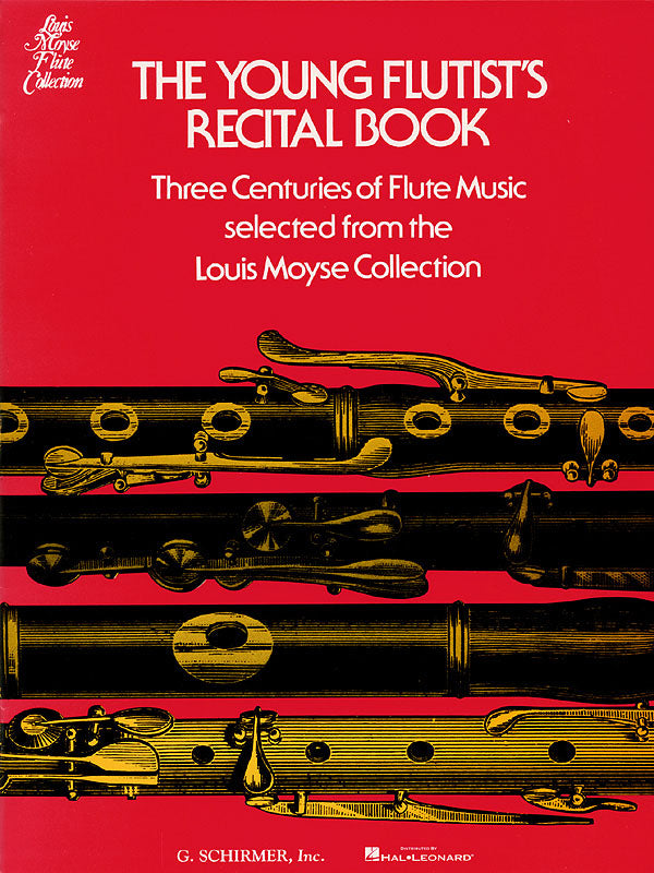 Young Flutist's Recital Book – Volume 1 (Flute and Piano)