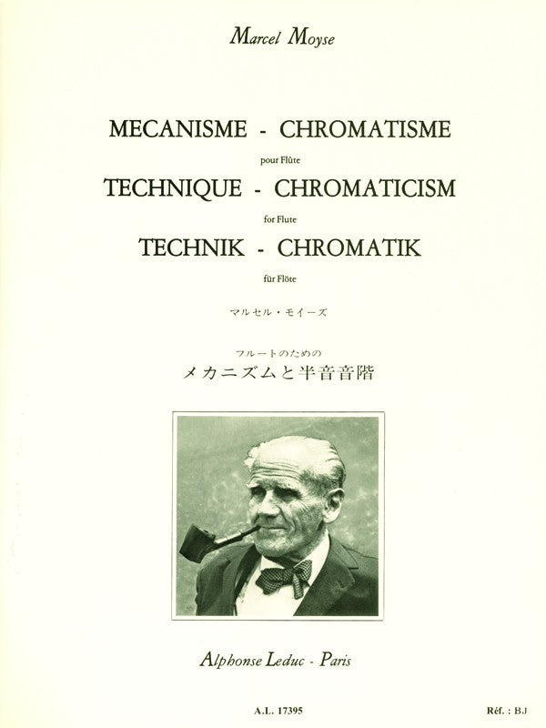 Technique-Chromaticism (Flute)
