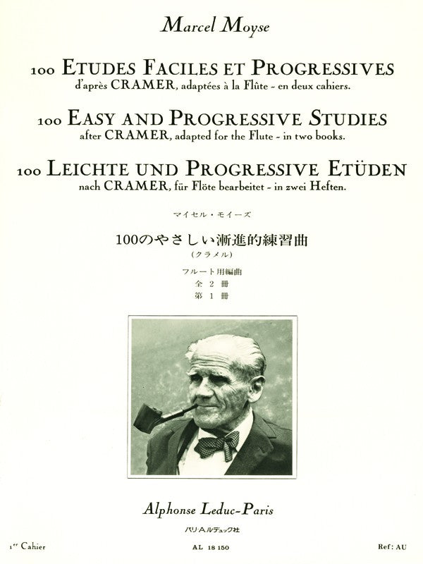 100 Easy And Progressive Studies After Cramer (Volume 1)
