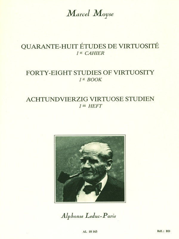 48 Studies of Virtuosity (Volume 1)