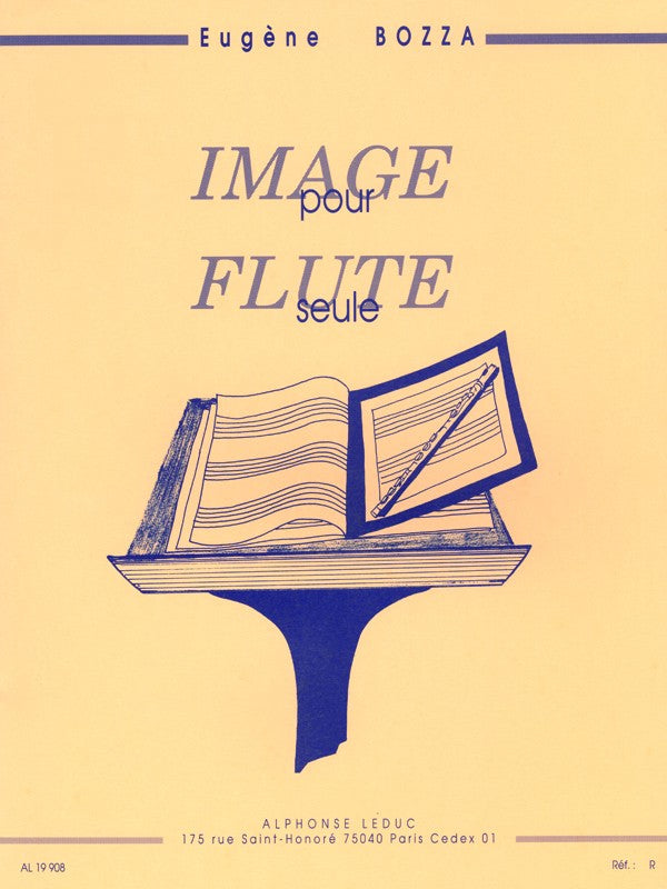 Image Op. 38 (Flute Alone)