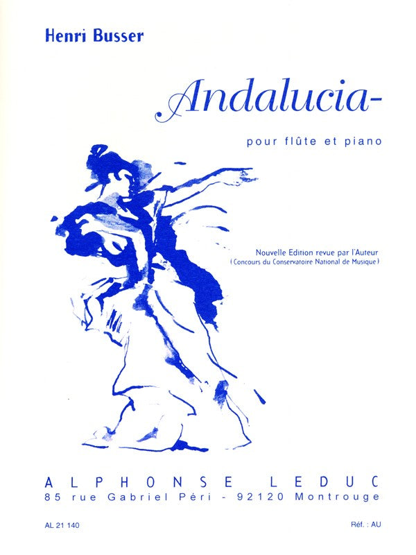 Andalucia (Flute and Piano)