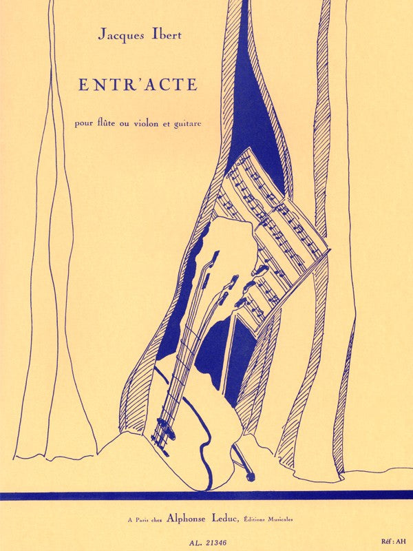 Entr'acte (Flute and Guitar)