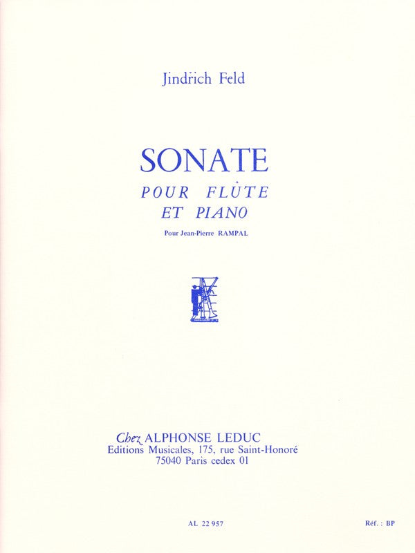Sonate (Flute and Piano)