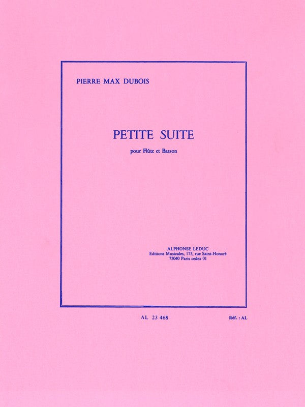 Petite Suite (Flute and Bassoon)