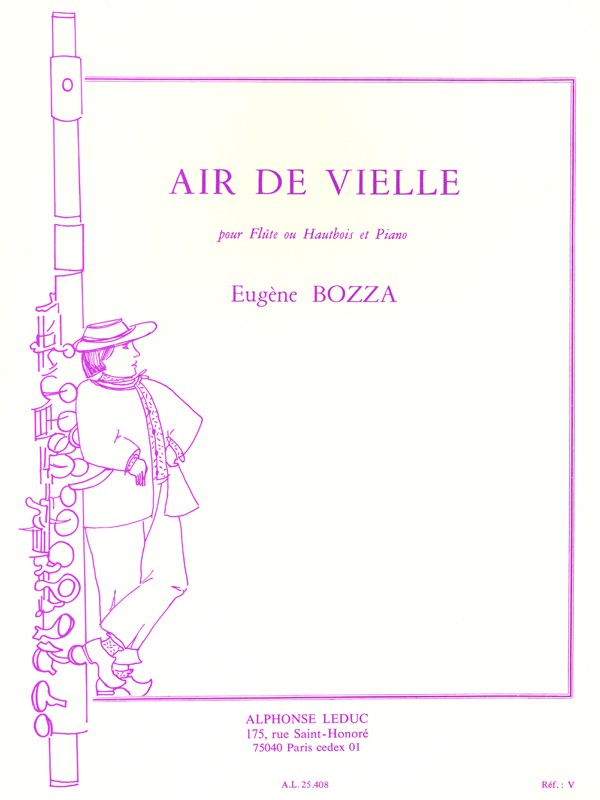 Air de Vielle (Flute and Piano)