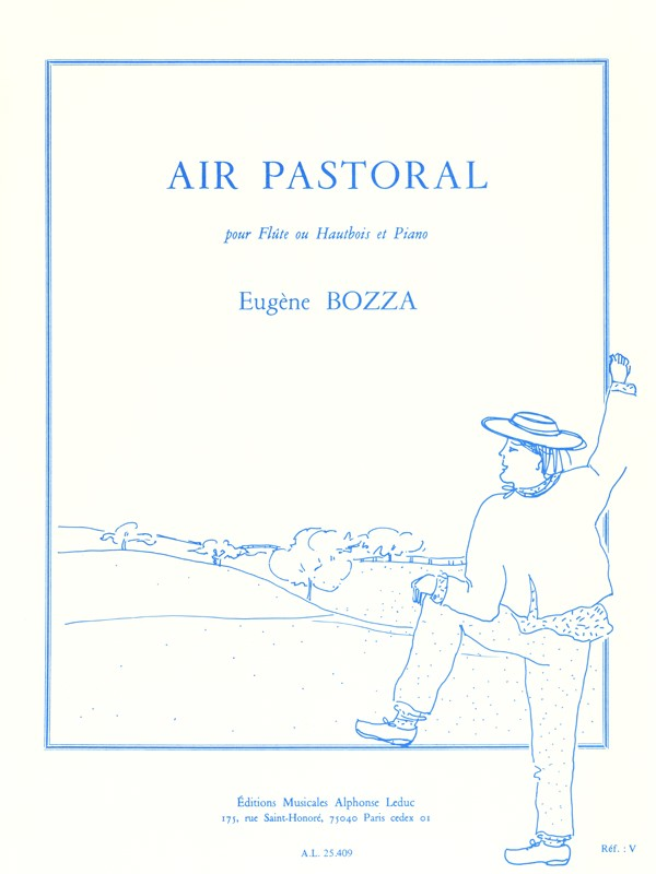 Air pastoral (Flute and Piano)