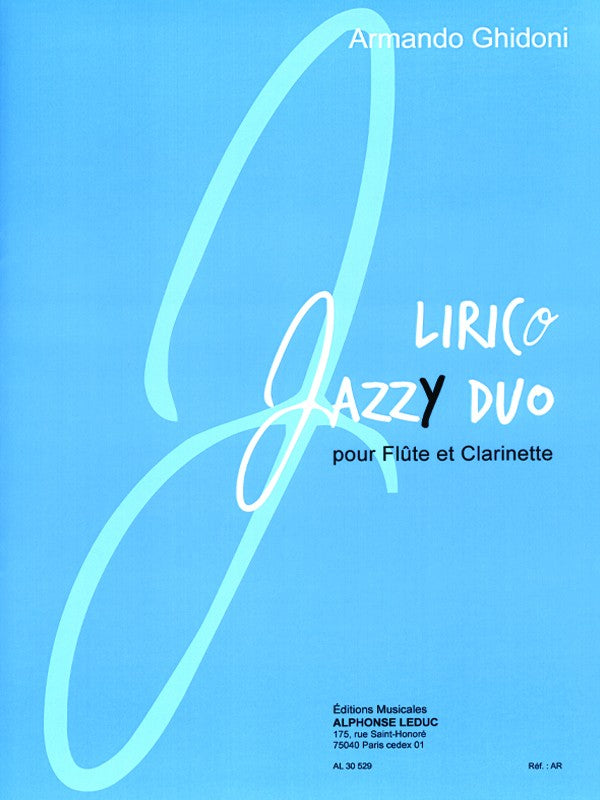 Lirico Jazzy Duo (Flute and Clarinet)