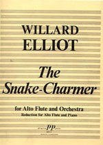 The Snake Charmer (Alto Flute and Piano)