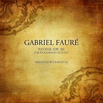 Pavane Op. 50 (Flute and Winds)