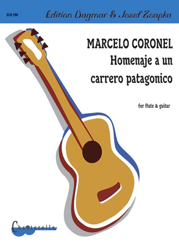 Homenaje a un carrero patagónico (Flute and Guitar)