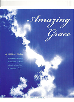 Amazing Grace (Flute Choir)
