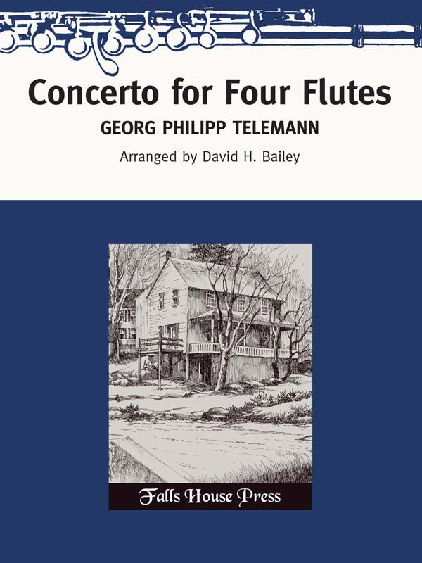 Concerto for Four Flutes
