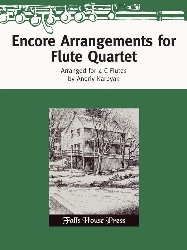 Encore Arrangements (Four Flutes)