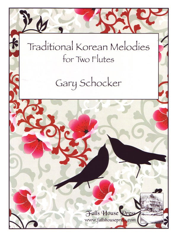 Traditional Korean Melodies (Two Flutes)