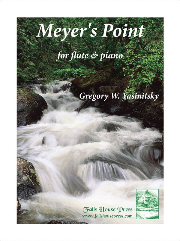 Meyer's Point (Flute and Piano)