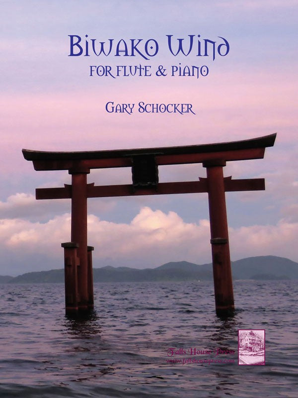 Biwako Wind (Flute and Piano)