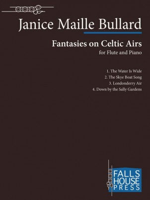 Fantasies on Celtic Airs (Flute and Piano)