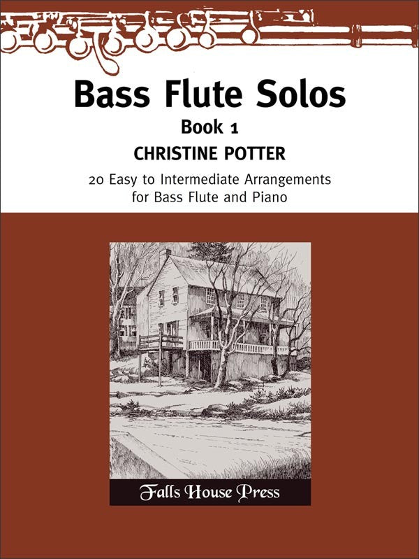 Bass Flute Solos (Bass Flute and Piano)