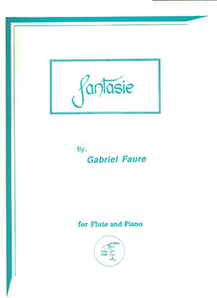 Fantasie (Flute and Piano)