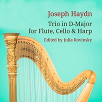 Trio in D Major (Flute and Harp)