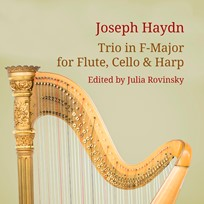 Trio in F Major (Flute and Harp)