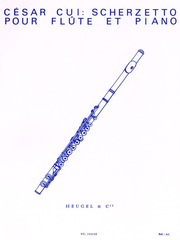 Scherzetto (Flute and Piano)