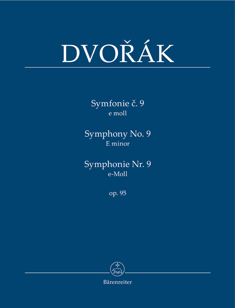 Symphony No. 9 in e minor op. 95 (Orchestral Score)
