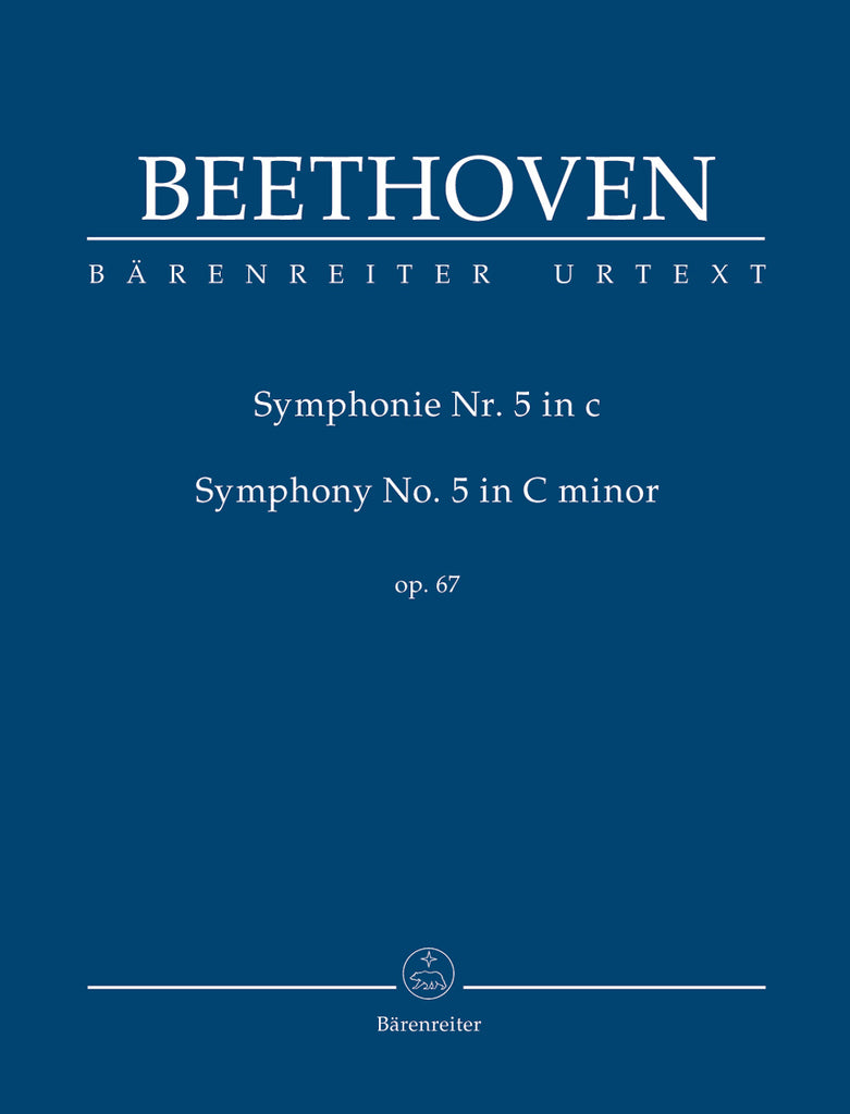 Symphony No. 5 in c minor op. 67 (Orchestral Score)