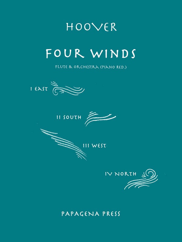Four Winds (Flute and Piano)