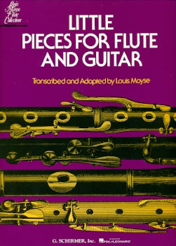 Little Pieces (Flute and Guitar)