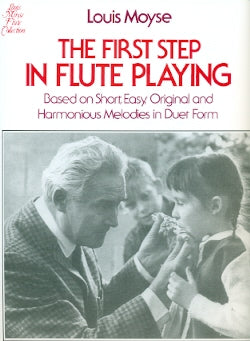 The First Step in Flute Playing – Book 1