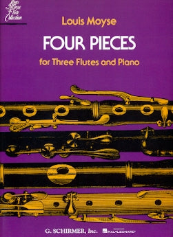 4 Pieces (Three Flutes)