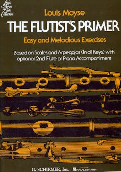 The Flutist's Primer (Flute and Piano)