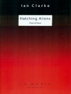 Hatching Aliens (Flute and Piano)