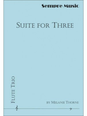 Suite for Three (3 Flutes)