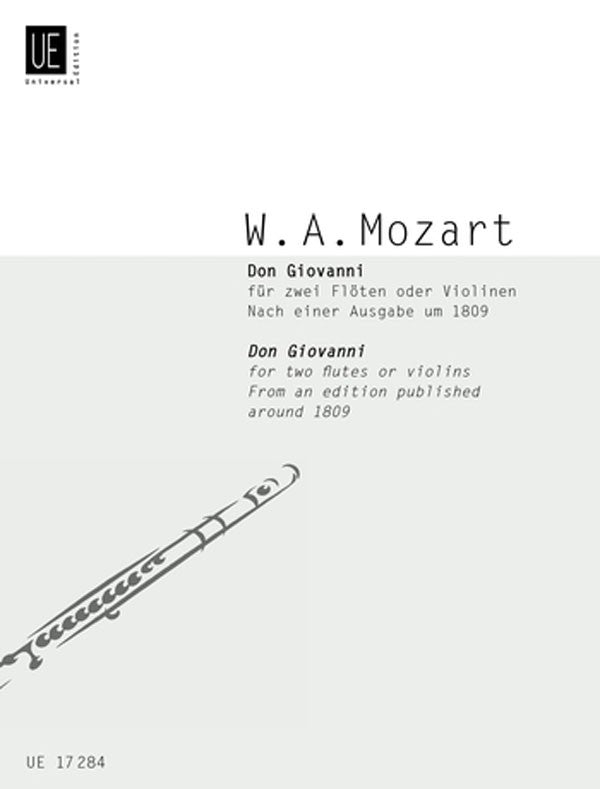 Don Giovanni (Two Flutes)