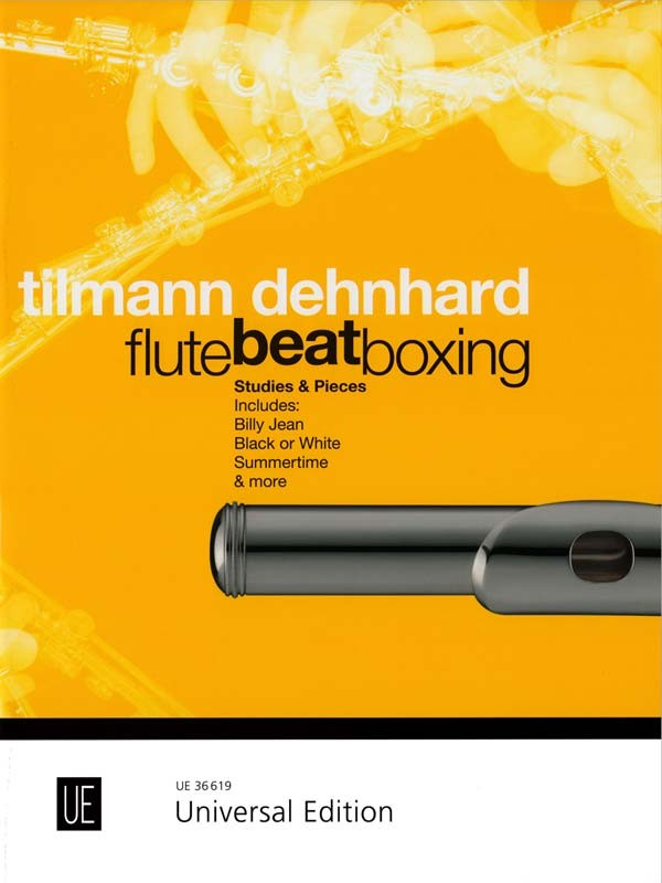 Flute BeatBoxing (Studies and Etudes)