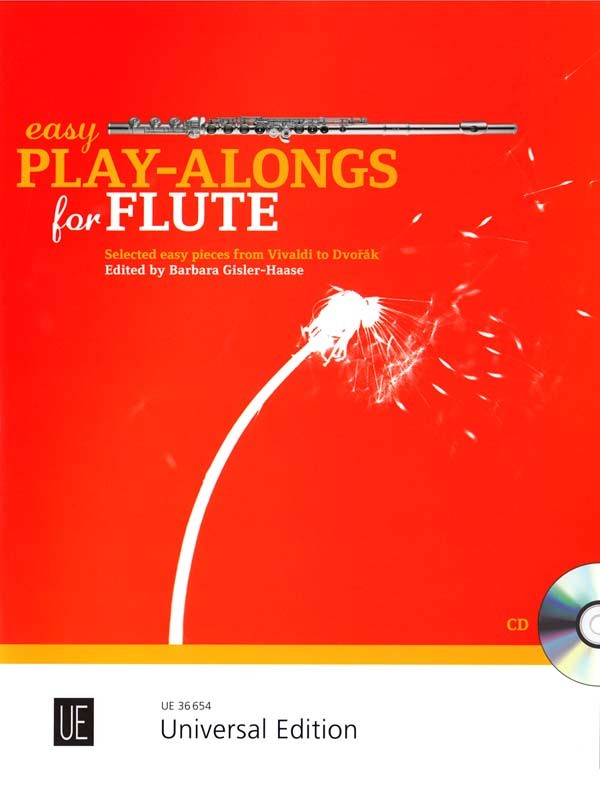 Easy Play-Alongs (Flute and Piano)