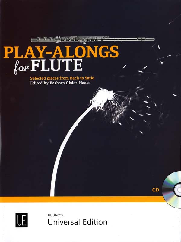 Play-Alongs (Flute and Piano)