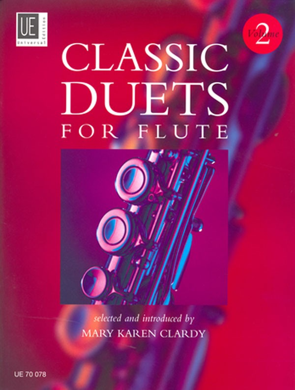Classic Duets for Flute, Vol.2
