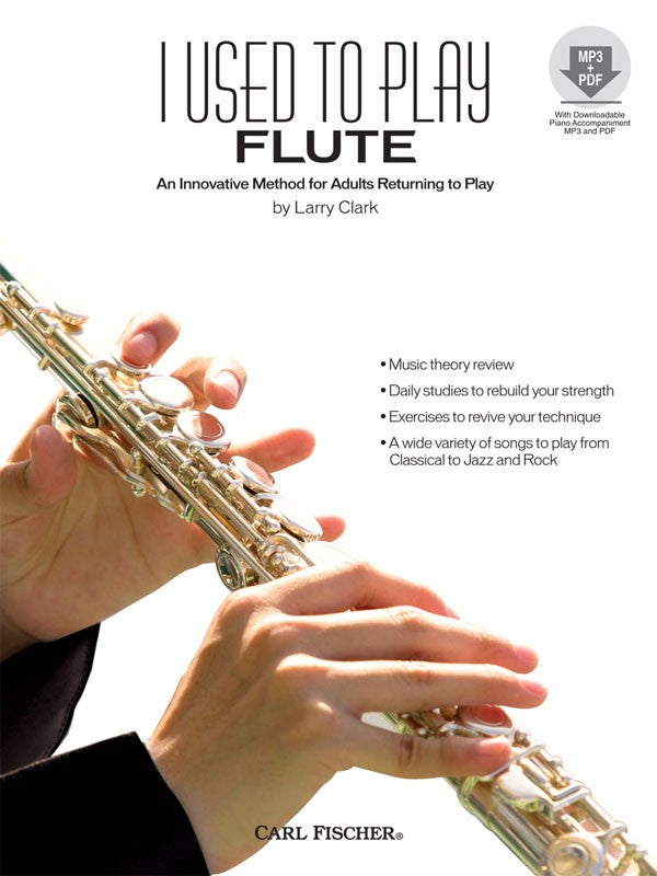 I Used To Play Flute (Methods)