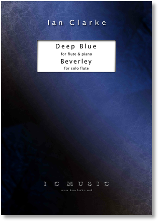 Deep Blue and Beverly (Flute and Piano)