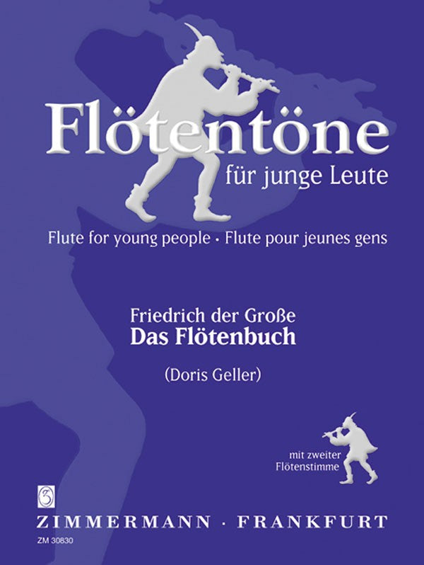 The Flute Book (Two Flutes)